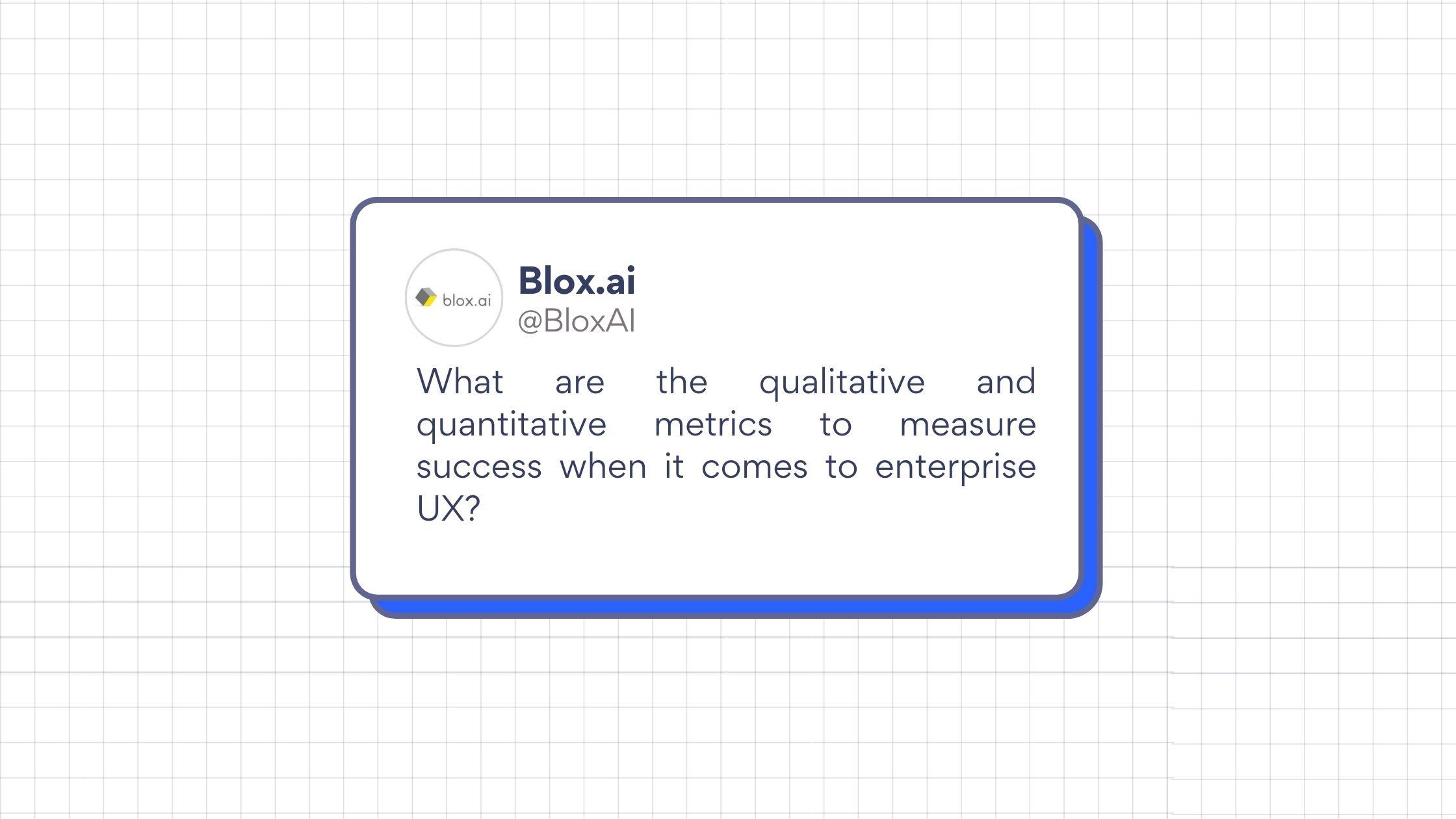 Masterclass Series: Building UX For Enterprise